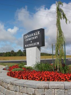 Innisvale cemetery and crematorium, located in the town of Innisfil, has been serving the surrounding townships for over 25 years.