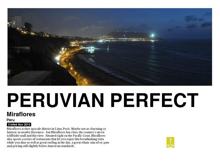 my photo // writeup of Miraflores District, Lima, Peru @ http://triptea.se/s3zwr