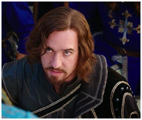 Matthew Macfadyen as Athos in The Three Musketeer (2011)
