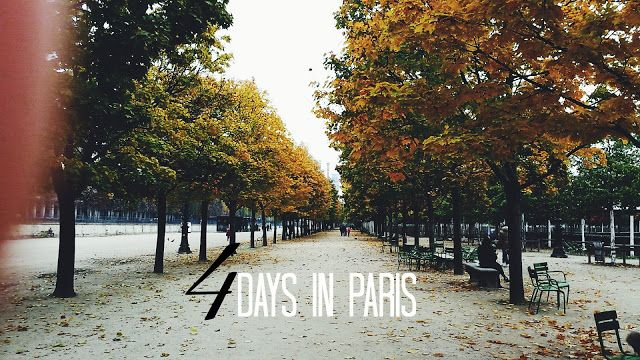 FASHIONISTA LOOKS: 4 Days in Paris: My favorite moments