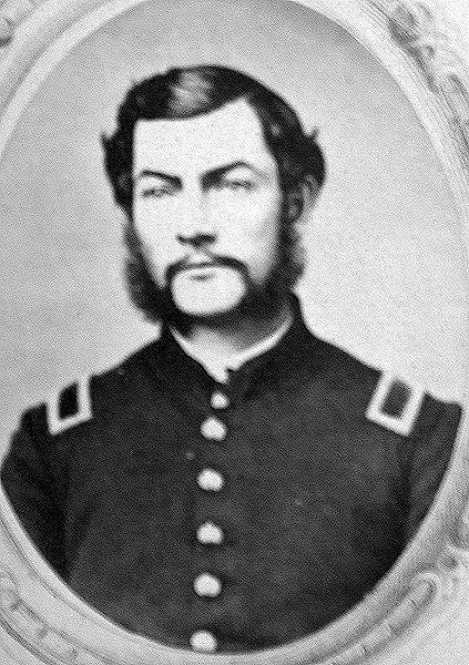 William Bickford of Thomaston. CO H 20TH MAINE INFANTRY