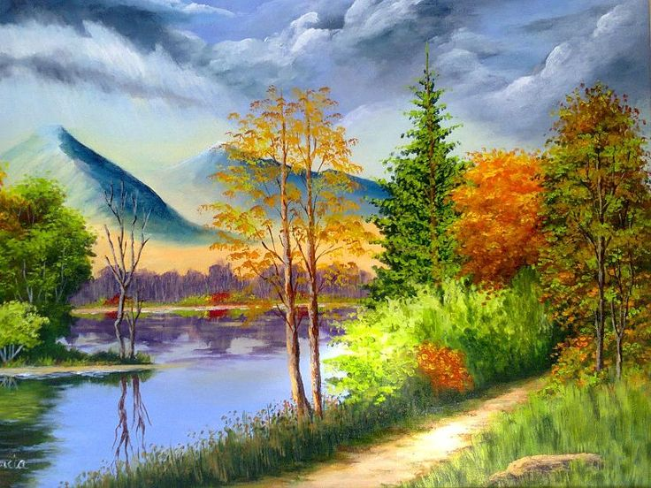 pinturas em telas a oleo - Pesquisa Google