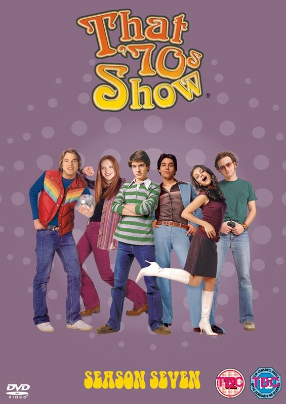 That '70s Show is an American television period sitcom that centers on the lives of a group of teenage friends living in the fictional suburban town of Point Place, Wisconsin, from May 17, 1976, to December 31, 1979