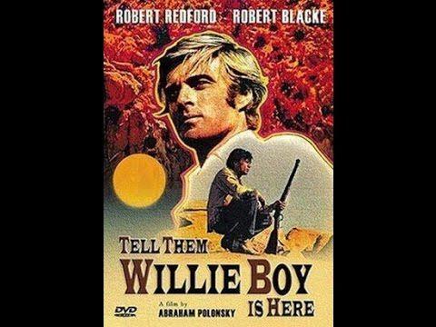 WILLIE BOY 1969 - Faroeste completo legendado com Robert Redford