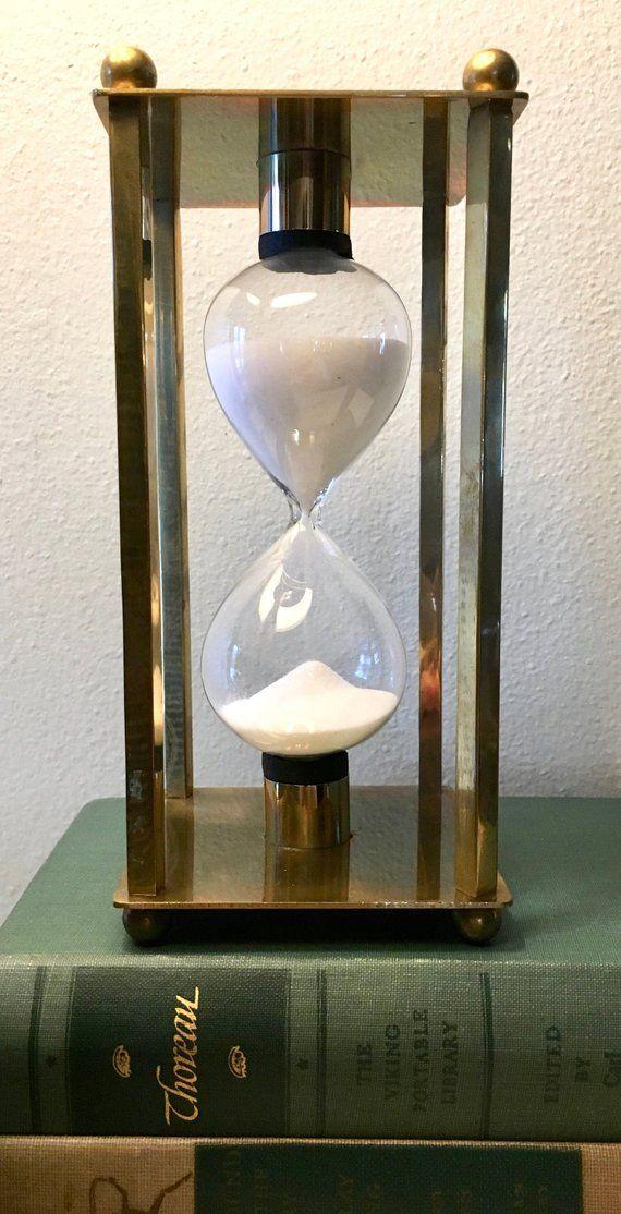 United 3 Min Wooden Sandglass Hourglass Yellow Sand Timer Clock Table Desktop Decoration Home Decor