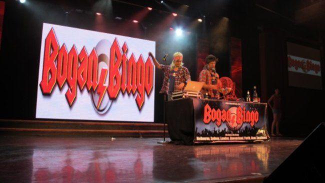 Bogan Bingo Entertainment