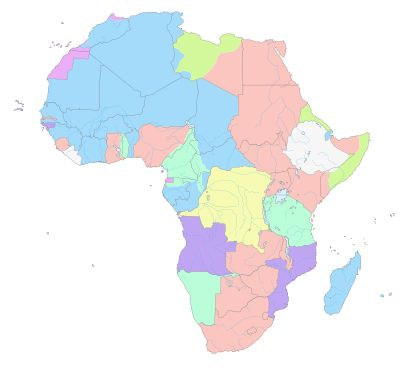152 best Africa \ Afrikaans images on Pinterest Afrikaans, Empire - new ethiopian plateau on world map