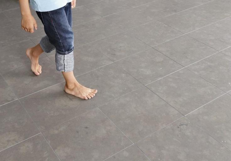 Tulikivi Azul Cascais floor. Tulikivi's media