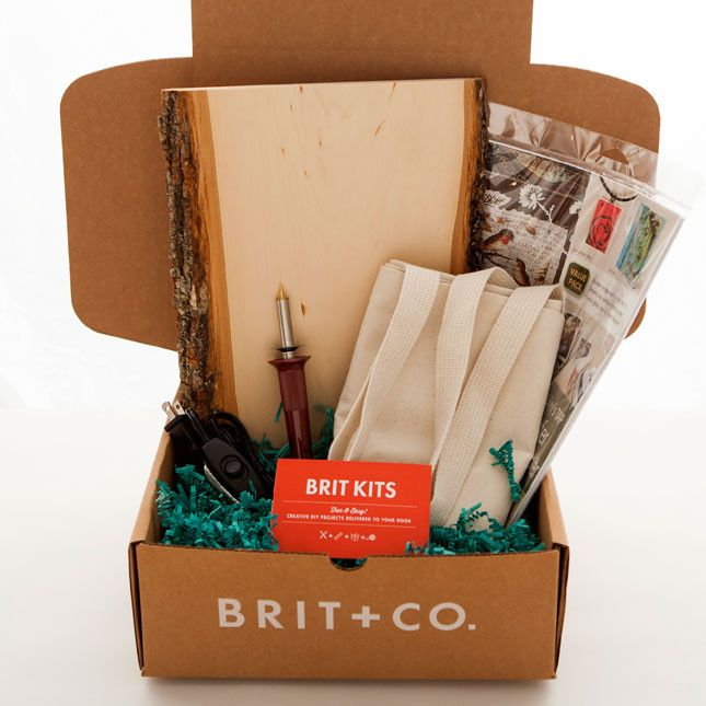 Brit + Co offer much more than handy DIY tips and kits. Why not sign up to one of their online classes and teach yourself something new?