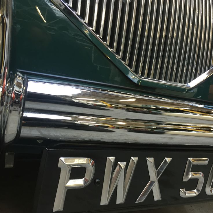 11 best Classic Number Plates images on Pinterest | Licence plates ...