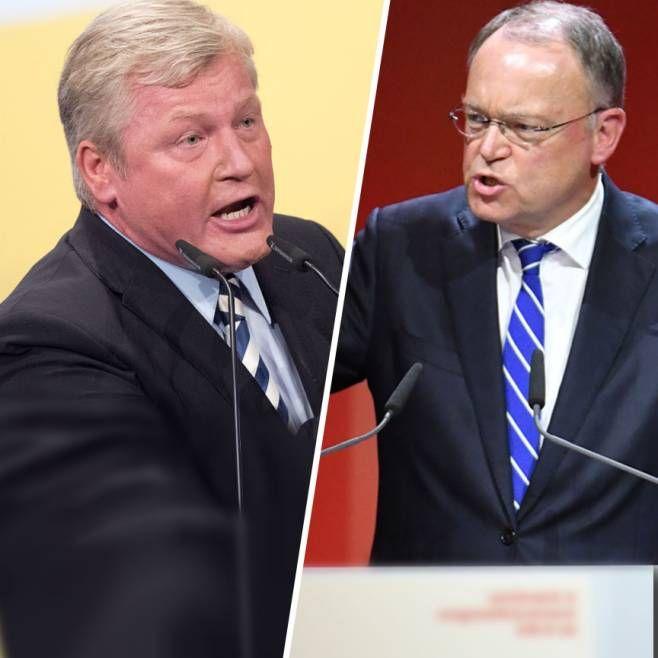 Niedersachsen-Wahl: So lief das Krawall-Duell im TV