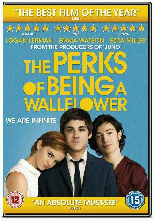 'The Perks of being a Wallflower' DVD (Robyn)