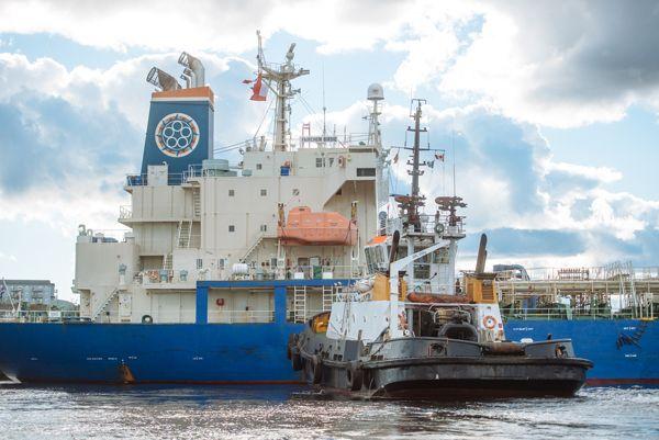 Cargo #shipping #tug #ports @portsaintjohn