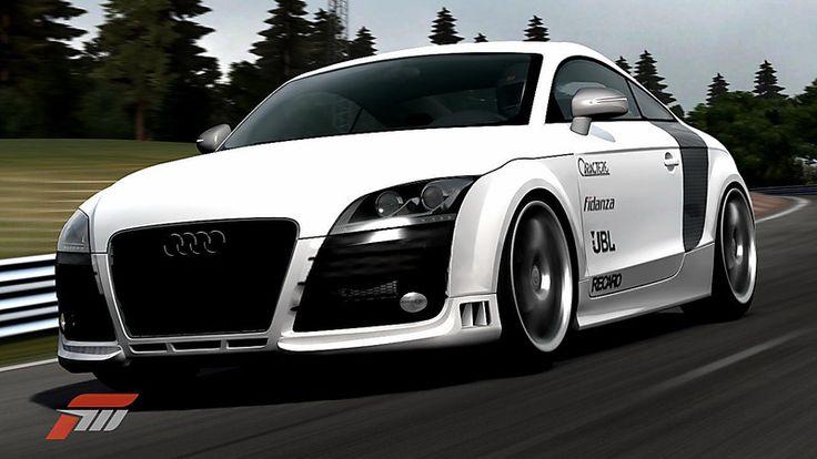 Audi TT RS Coupé de emywouf dans la vitrine de Forza Motorsport 3