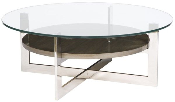 Vanguard Furniture - Our Products - W302C Manning Cocktail Table