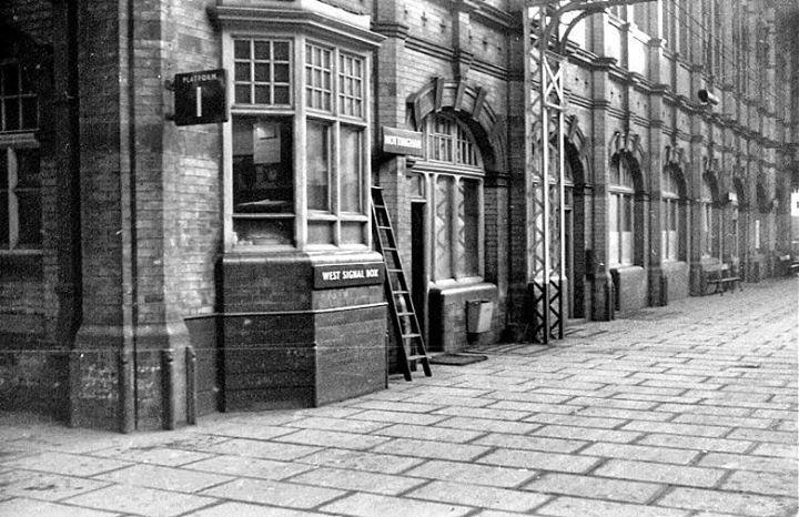 Victoria Railway Station 1967