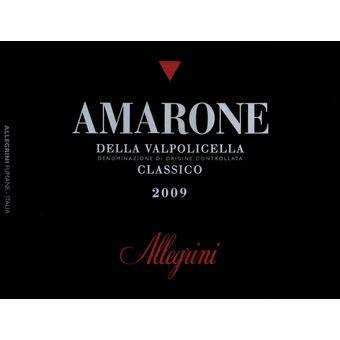 2009 allegrini amarone - want this