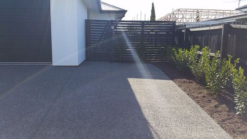 37 Best Ideas About Exposed Aggregate Concrete Driveways