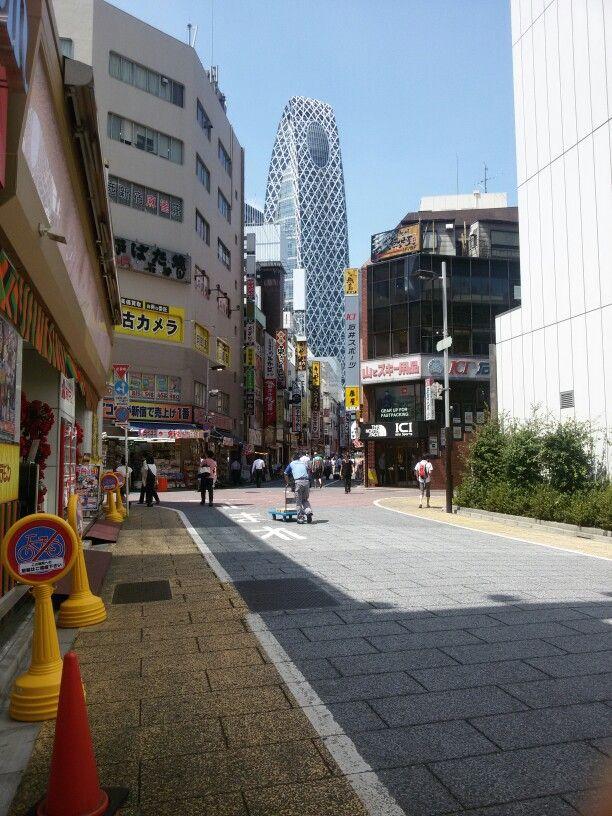 Shinjuku (新宿) in 東京, 東京都