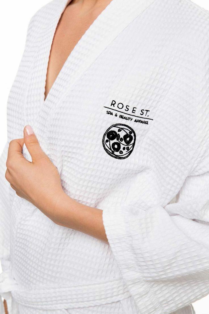 Rose Street Spa - Robe, $39.95 (http://rosestspa.com/aprons-robes/robe/)