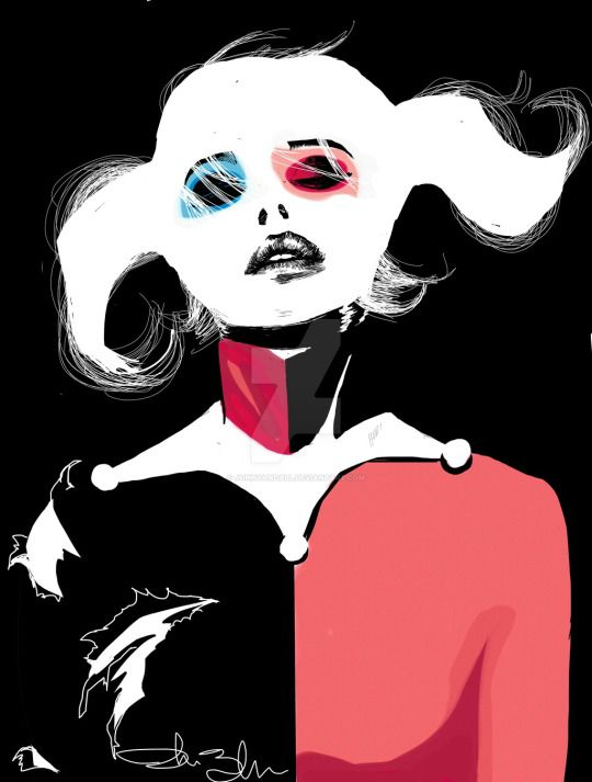 Harley Quinn by JohnYandall