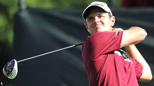 Justin Rose: US Open champion hits 67 in Connecticut.
