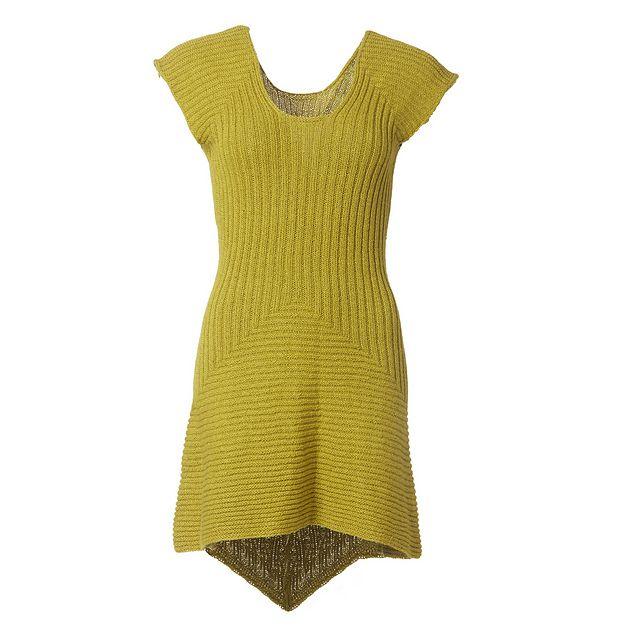 Ravelry: Livstykkekjole pattern by Bente Geil