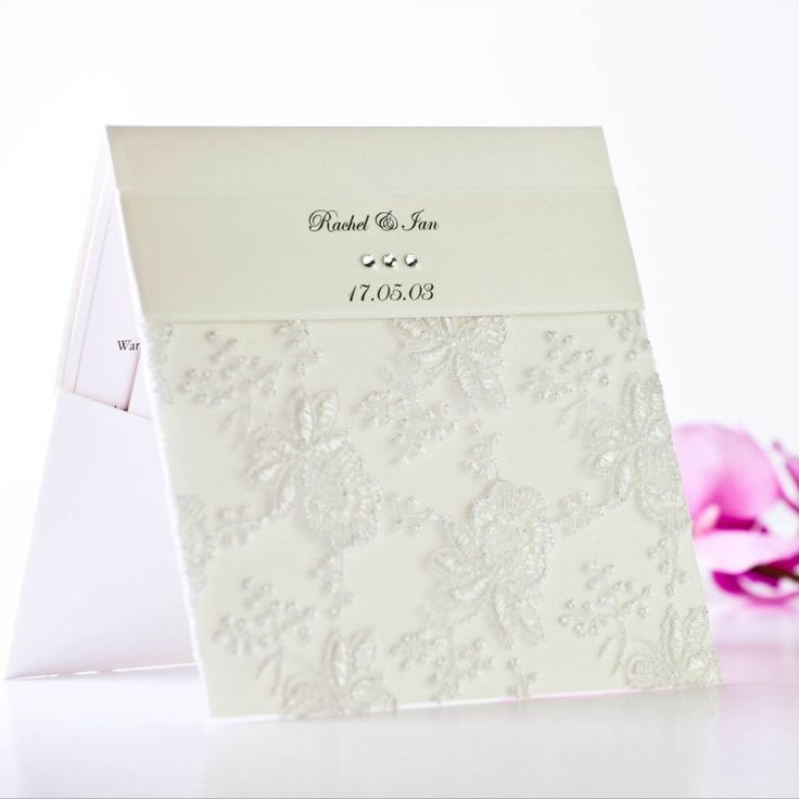 in wedding invitations is the man s name first%0A CLASSIC wedding invitations   vintage lace wedding invitations