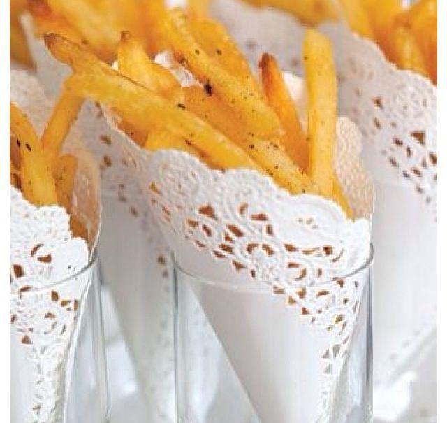 Fancy fries