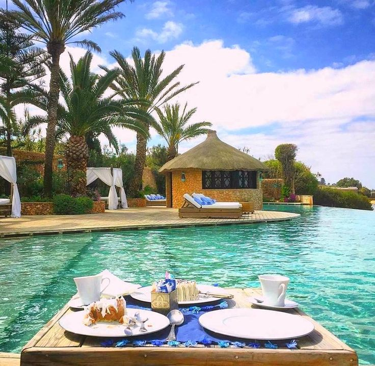 A beautiful sight for having #afternoon Lunch, #Oualidia #Morocco.   #Moroccanfood #Peace #Holidays #Travelling #Moroccotravel #Tourist #ViriksonMoroccoHolidays #CheapHolidaystoMorocco #UK