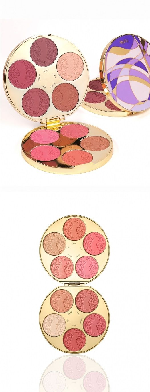 Tarte Color Wheel Amazonian Clay Blush Palette