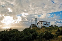 Lighthouse, Gros Morne National Park