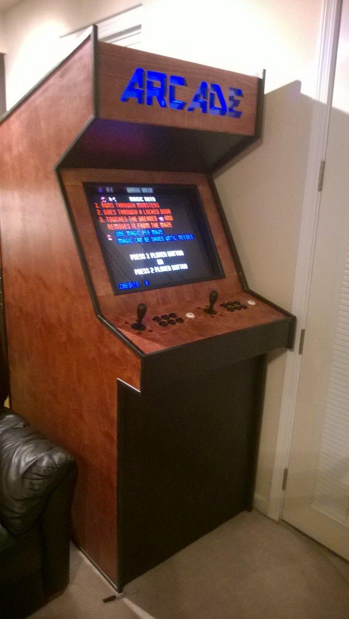 Inspirational Pre Built Arcade Cabinet