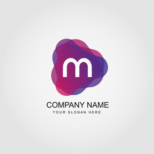 حرف م تصميم شعار القالب Logo Templates Letter M Logo Logo Design Free Templates