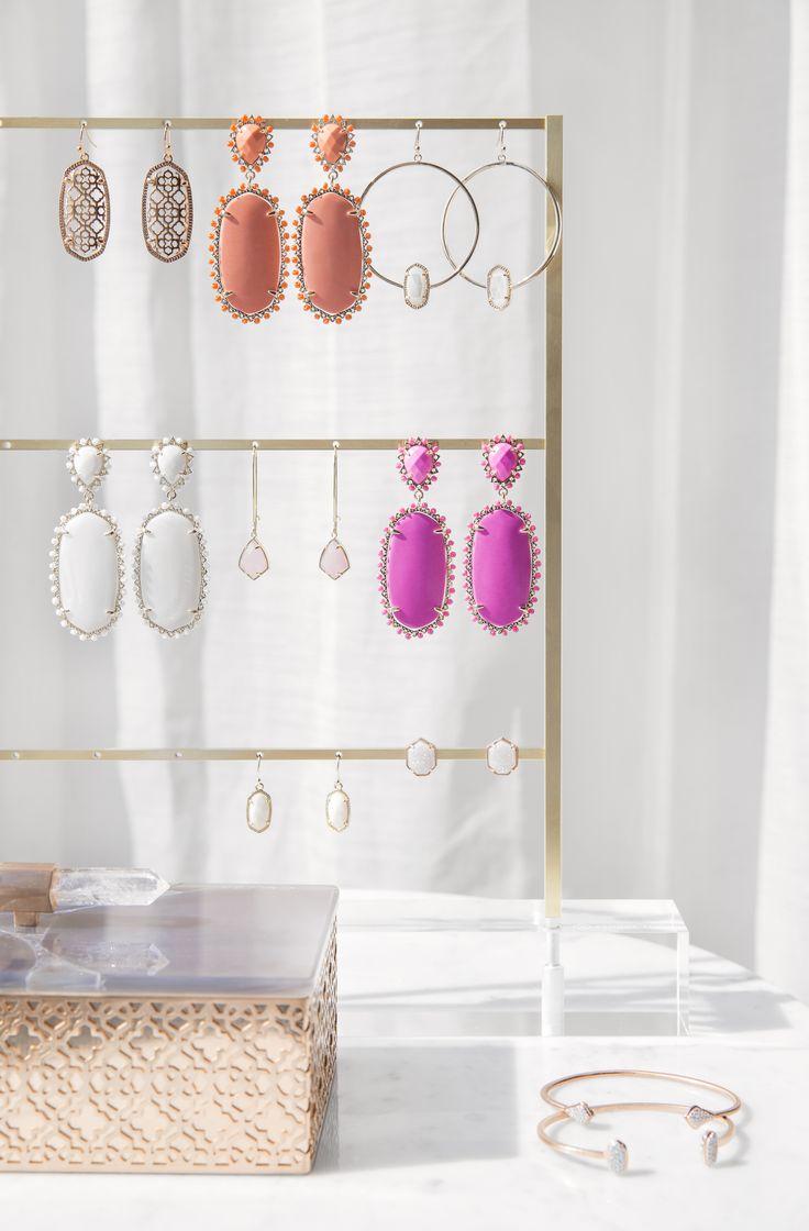 Parsons Statement Earrings - Kendra Scott Jewelry