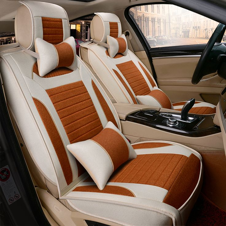 3D Full Surround Design Car Seat Cover Seasons Car Cushion For Volkswagen Beetle CC Eos Golf Jetta Passat Tiguan Touareg Sharan #Affiliate