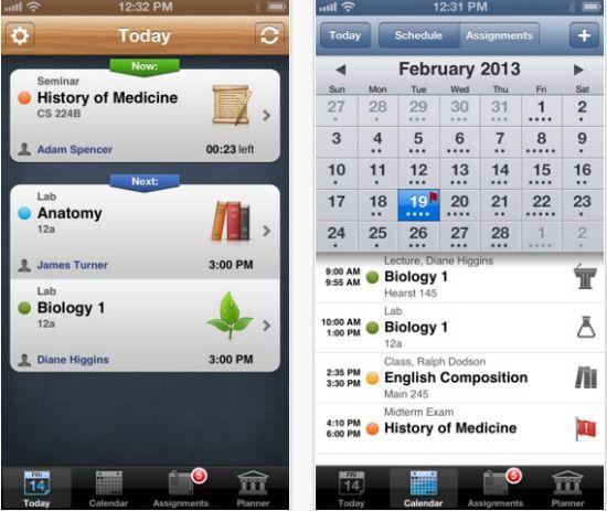 best calendar app for college students