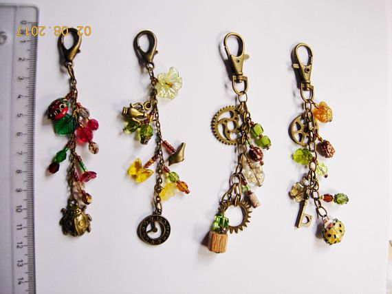 Planner and Junk Journal Charms