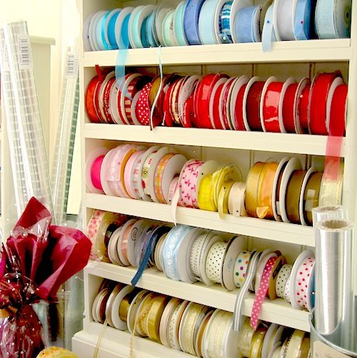 shelf ribbons  GREAT SHELF