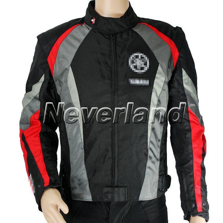 Details about yamaha r1 armor motorbike jacket with pads for Yamaha r1 motorcycle jackets