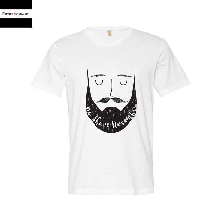 No Shave November T shirt  #offers #cute #tumblr #fashion #gift