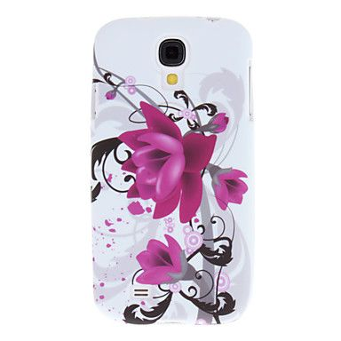 Ink Painting Orchid Protective Soft Case for Samsung Galaxy S4 I9500 – AUD $ 4.93