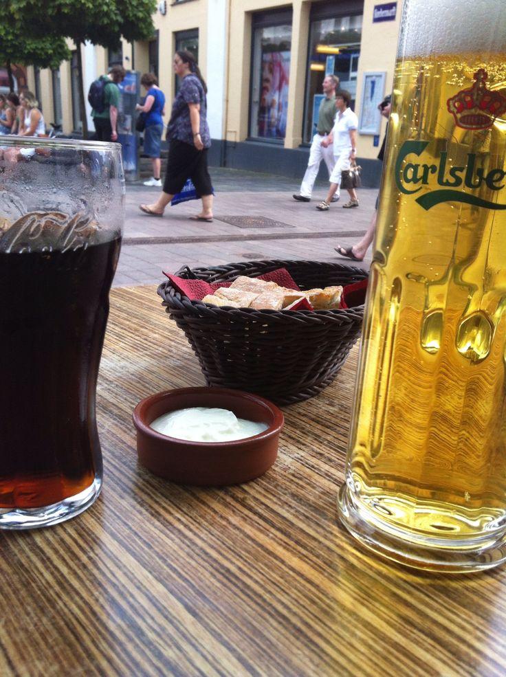 Frokost i Flensborg med kæresten min