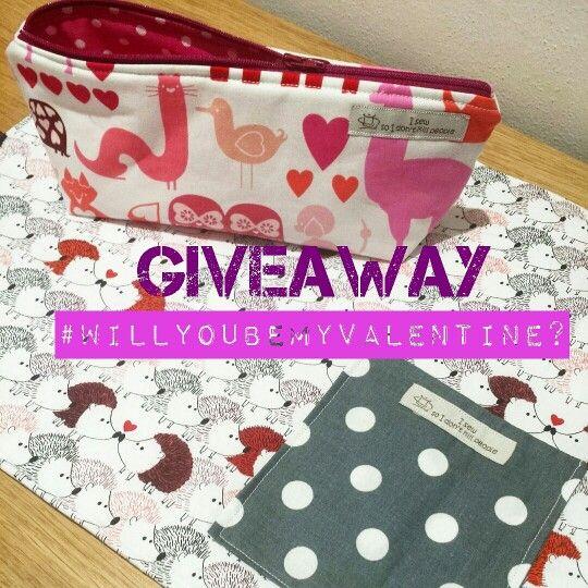 San Valentino è dietro l'angolo... un dolce giveaway per voi! http://instagram.com/p/yb8R5Mwh6K/