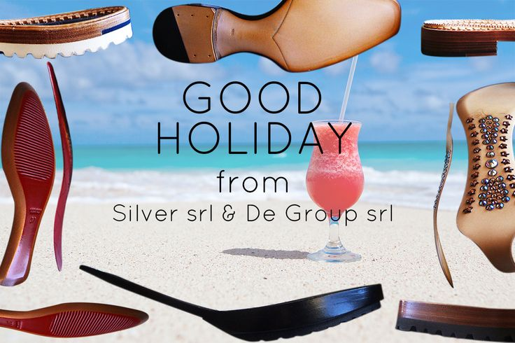 GOOD HOLIDAY from Silver srl & De group srl Silver will be closed from 04/08 the 28/08 De group will be closed from 04/08 the 04/09   #suolificiodegroup #suolificiosilver #suole #suola #solefactory #suolificio #sole #soles #shoesfashion #shoes #madeinitalyshoes #soleph #soles #fashionable #instastyle #instafashion #styles #stylish #swag #classy #shoestagram #scarpe