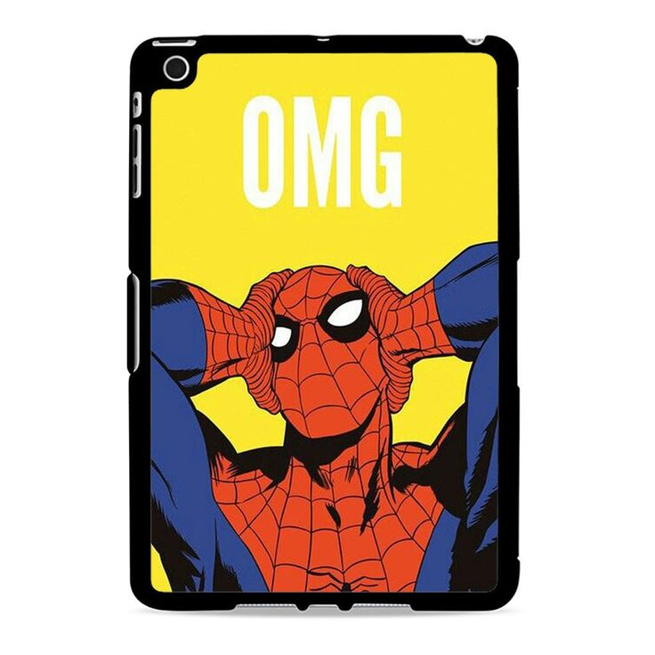 Spider Man Omg For Ipad Mini 2 Case