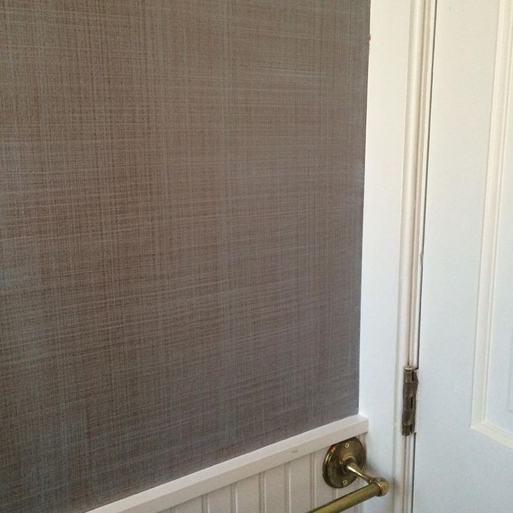 Double Strie Wall Finish In Bronze And Blue