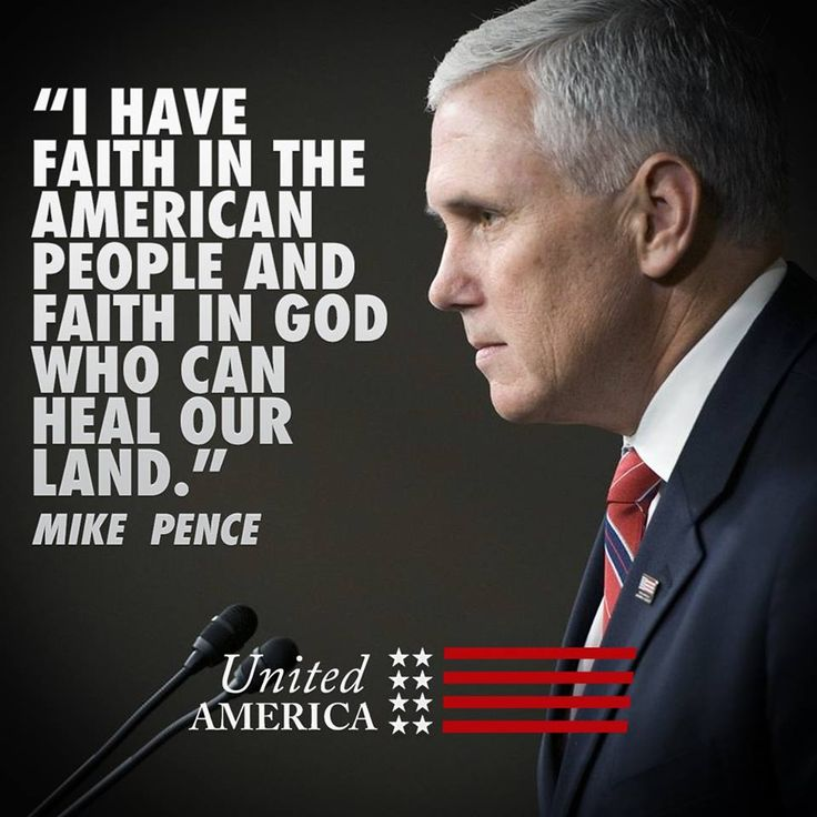 Trump and Pence for President and Vice President