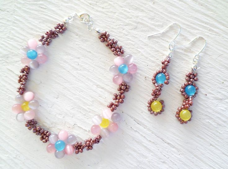PandaHall Jewelry Making Tutorial Video--How to Make Fun and Bright Flow...
