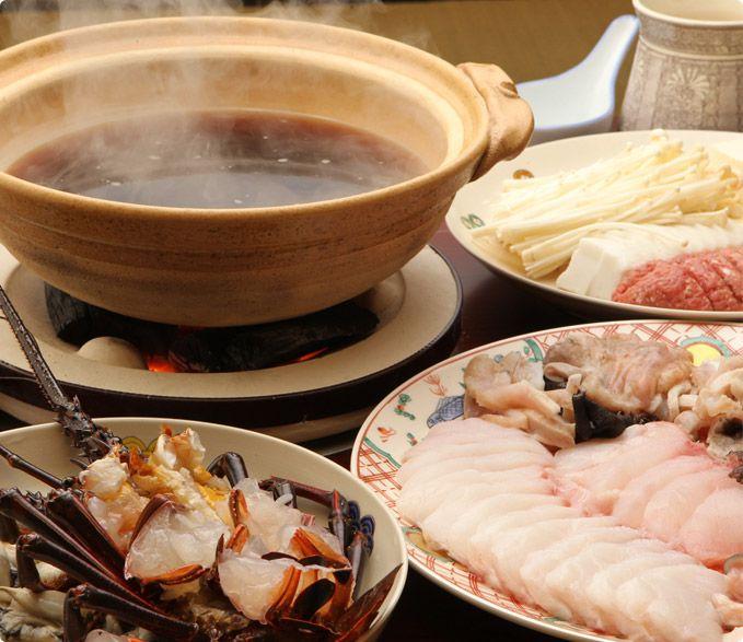 日本料理 得仙|あんこう鍋・すっぽん鍋・ハモ鍋